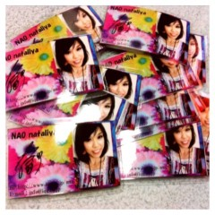 NAO nataliya 公式ブログ/♪明日の出演時間、雨雲どっかいっちゃえ‼♪ 画像2
