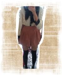 浜野彩花 公式ブログ/コーデ(。・ω・。) 報告♪ 画像1
