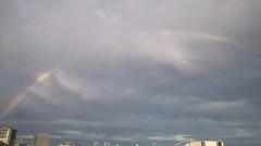 あらいすみれ 公式ブログ/虹だ!! 画像1