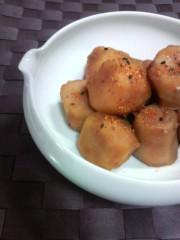 あらいすみれ 公式ブログ/里芋の煮っころがし 画像1