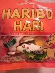 あらいすみれ 公式ブログ/HARIBO 画像1
