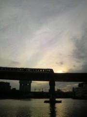 あらいすみれ 公式ブログ/♪秋の夕日〜に〜♪ 画像1