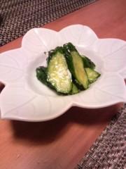 あらいすみれ 公式ブログ/塩麹ディナー 画像2