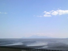 あらいすみれ 公式ブログ/有明海の干潟 画像1