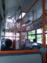 あらいすみれ 公式ブログ/バスで 画像1