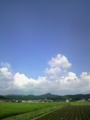 あらいすみれ 公式ブログ/暑かぁ〜(>_<) 画像1