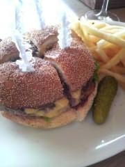 あらいすみれ 公式ブログ/ハンバーガーモード 画像1