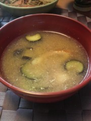 あらいすみれ 公式ブログ/すりごまお味噌汁 画像1