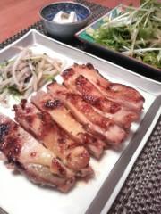あらいすみれ 公式ブログ/塩麹ディナー 画像3