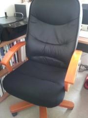 あらいすみれ 公式ブログ/椅子張替作業・終 画像2