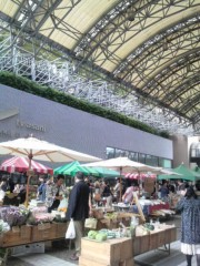 あらいすみれ 公式ブログ/カラヤン広場のマルシェ 画像2