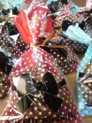 あらいすみれ 公式ブログ/チョコクッキー作り 画像2