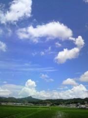 あらいすみれ 公式ブログ/猛暑クイズ〜♪ 画像1