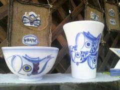 あらいすみれ 公式ブログ/有田陶器市でかわいいお茶碗 画像1