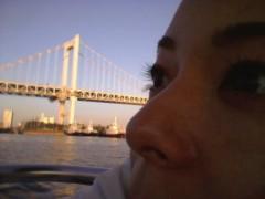 あらいすみれ 公式ブログ/橋とまつ毛 画像1