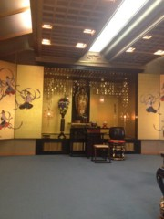 本田かすみ 公式ブログ/寺カフェ行ってきました♩ 画像3