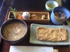 本田かすみ 公式ブログ/寺カフェ行ってきました♩ 画像2