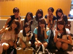 内海亜耶乃 公式ブログ/ジモカワのつどい☆ 画像1