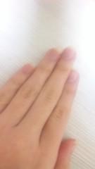 内海亜耶乃 公式ブログ/指の長さで!? 画像1