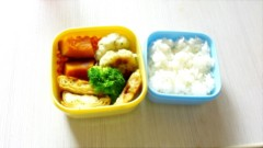 内海亜耶乃 公式ブログ/お弁当♪ 画像1