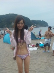 内海亜耶乃 公式ブログ/夏だ!海だ!BBQだ! 画像1