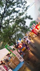 内海亜耶乃 公式ブログ/夏祭り☆ 画像3