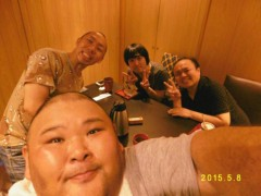 HIRO(安田大サーカス) 公式ブログ/禿夢メンバー?? 画像1