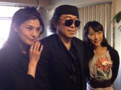 寺沢武一 プライベート画像/日記用 女優さんに囲まれて