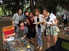 佐藤菜々 公式ブログ/バーベキュー! 画像2