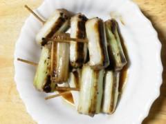 佐藤菜々 公式ブログ/ネギの肉詰め♪ 画像1
