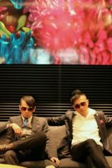 井上敬一 公式ブログ/この写真の二人はわりーぞー 画像2