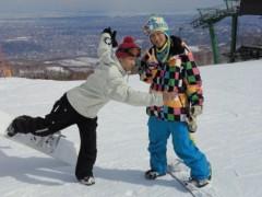 井上敬一 公式ブログ/雪山から学んだ事 画像1