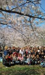 井上敬一 公式ブログ/大阪城にて花見 画像3