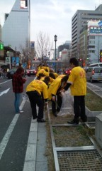 井上敬一 公式ブログ/清掃活動 画像2