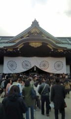 井上敬一 公式ブログ/桜咲く靖国 画像1