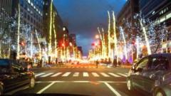井上敬一 公式ブログ/御堂筋のイルミネーション 画像1