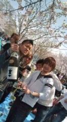 井上敬一 公式ブログ/大阪城にて花見 画像2