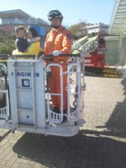 プリマ・リエ 公式ブログ/消防車! 画像1