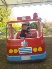 プリマ・リエ 公式ブログ/消防車! 画像3