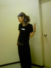 東出唯 公式ブログ/おにゅーのスカーフ 画像1