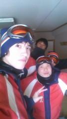 吉祥丸 公式ブログ/スキー初日! 画像1