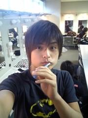 伊阪達也 公式ブログ/歯ブラシ 画像1