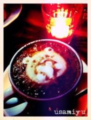 宇佐見ゆう 公式ブログ/pile cafe 画像3