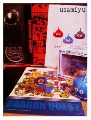 宇佐見ゆう 公式ブログ/ドラクエ25周年 画像2