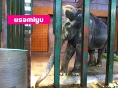 宇佐見ゆう 公式ブログ/動物園! 画像3
