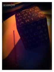 宇佐見ゆう 公式ブログ/BVLGARI IL CAFE 画像2