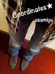 宇佐見ゆう 公式ブログ/Coordinates 画像2