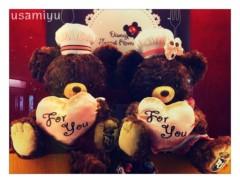 宇佐見ゆう 公式ブログ/Valentine Night 2012 画像2