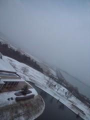 西尾夕紀  公式ブログ/雪です。。(* ´∀`) 画像1