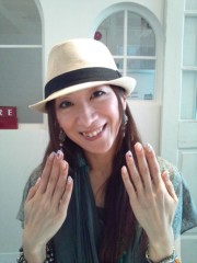 西尾夕紀  公式ブログ/新作nail(^ з^)-☆Chu !! 画像2